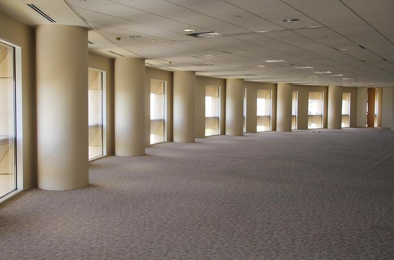 텅비는 사무실…서부 4대 도시 4백만 평방피트 비어