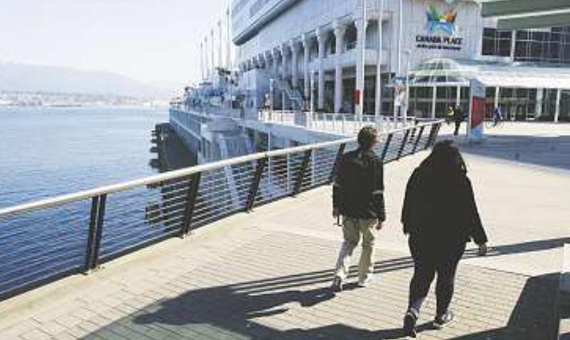 밴쿠버항 크루즈 입항 금지…내년 2월말까지로 연장