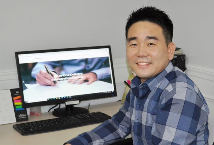 EPOSbridge사, 한인회사 최초 EOBS개발