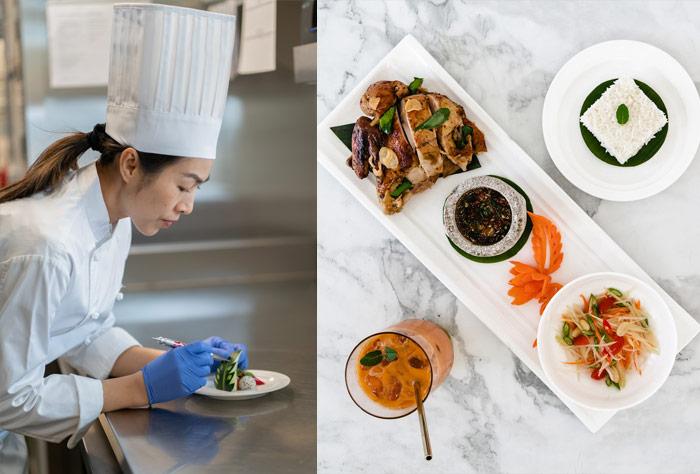 리치몬드 반 라오 태국 음식점 – Bann Lao fine Thai Cuisine