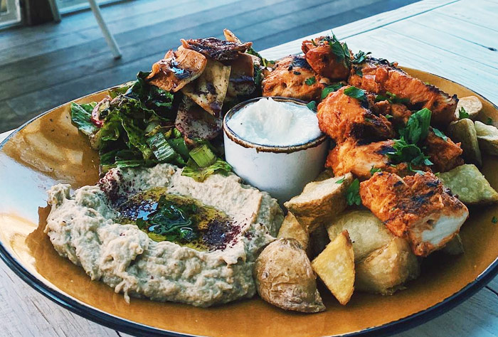 [DINING] 레바논의 향취가 담긴 음식 여행