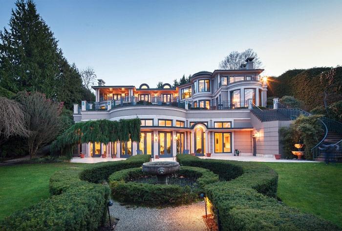 밴쿠버 한인 럭셔리 주택 4천2백만달러에 매입