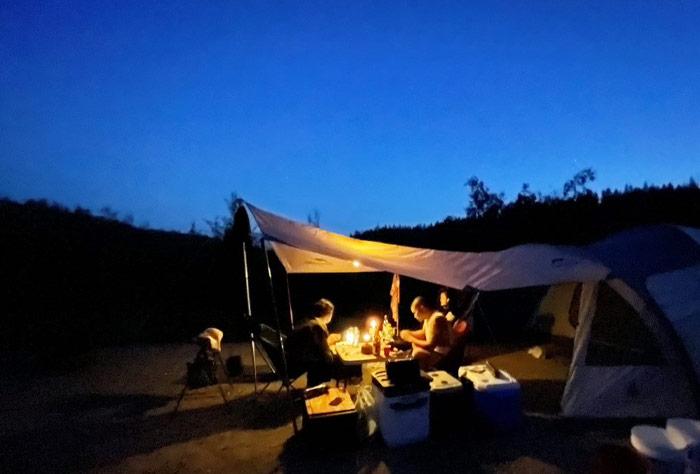 [TRAVEL] 켄터키-알레인 레이크 주립공원 캠핑장(Kentucky-Alleyne Provincial Park)