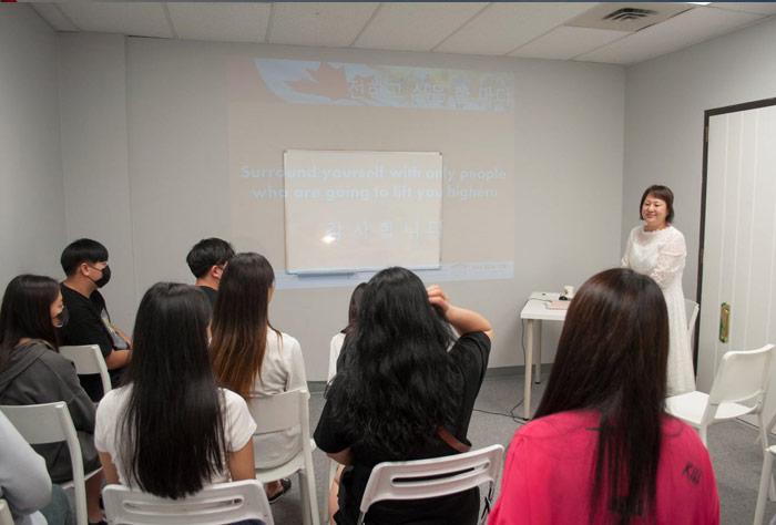 JNJ 에듀케이션 주최 캐나다 현지 유학생을 위한 세미나 개최