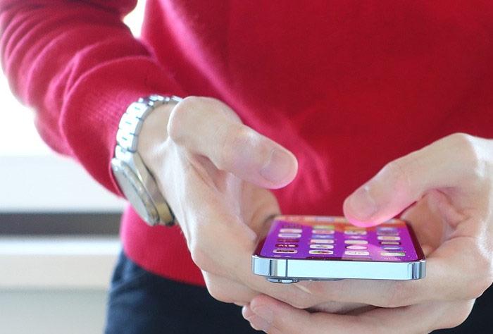 주정부 보호 관찰 대상 청소년에게 아이폰 지원